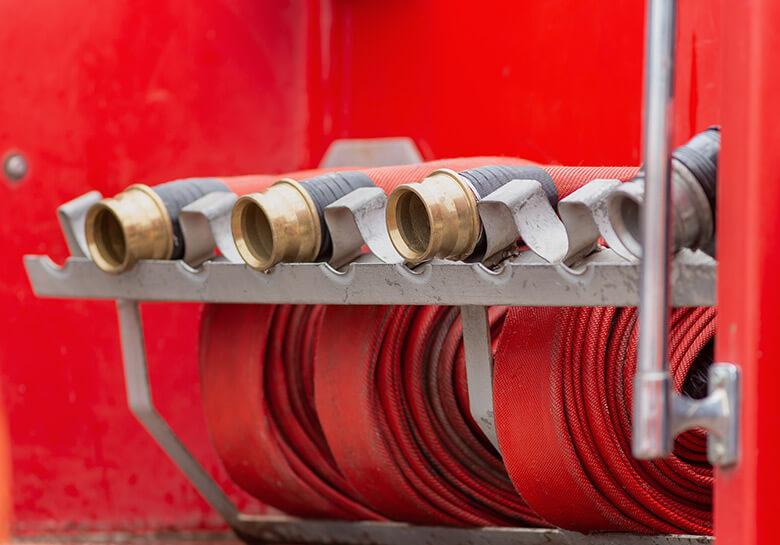 manichette antincendio per impianto idrico